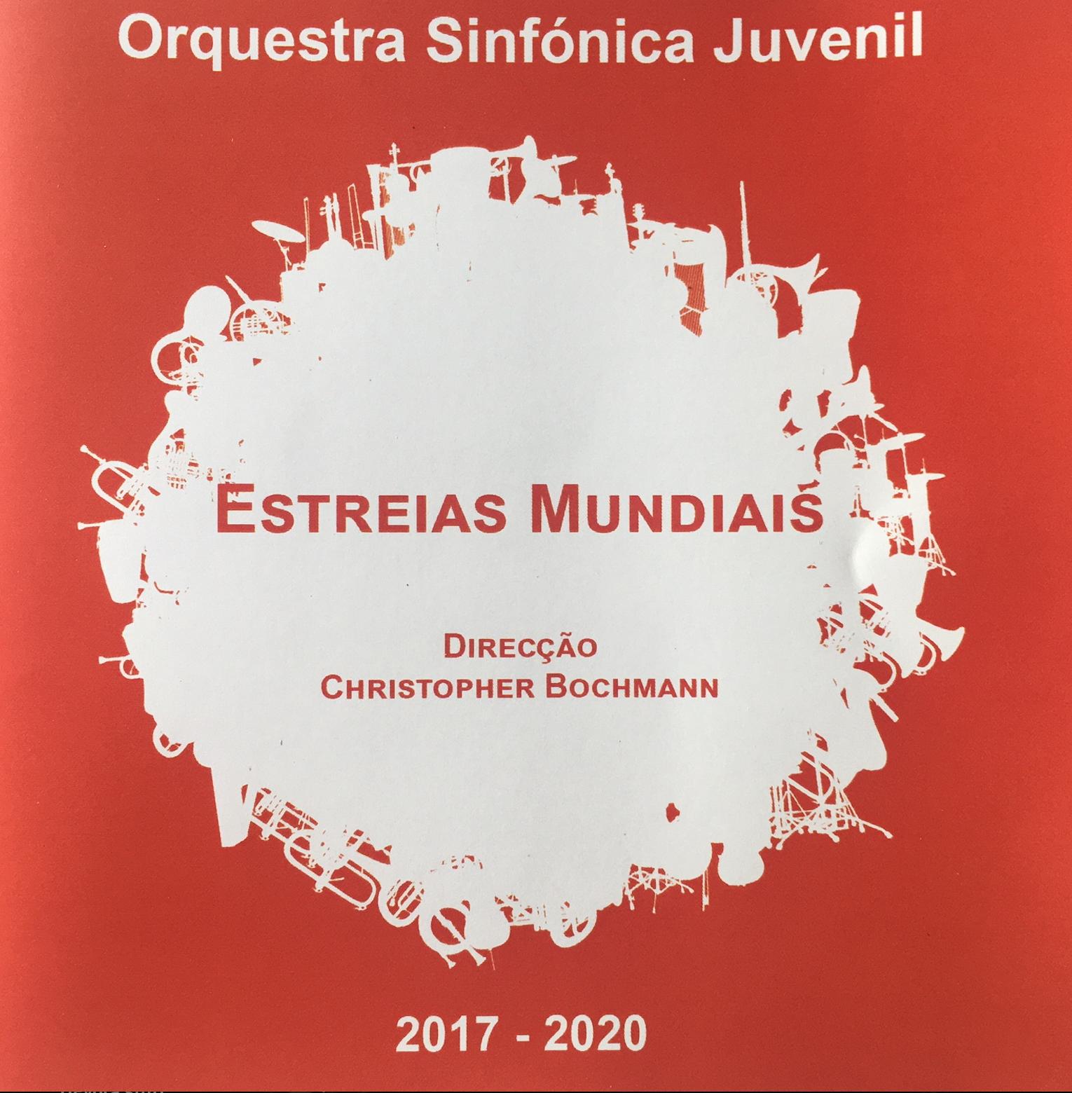 OSJ Estreias Mundiais 2017, 2020