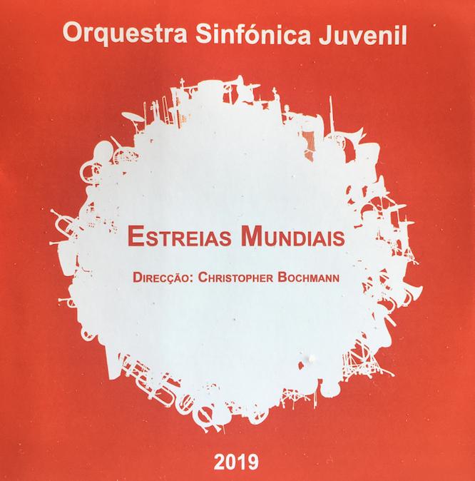 OSJ Estreias Mundiais 2019