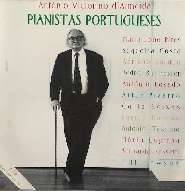 Pianistas portugueses